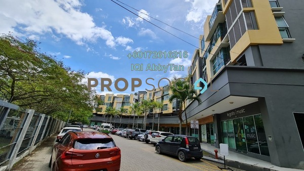 Condominium For Rent in The Peak Suites, Kota Kinabalu Freehold Fully Furnished 3R/2B 1.8k