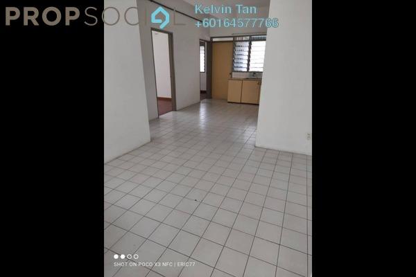 Condominium For Rent in Edgecumbe Court, Pulau Tikus Freehold Unfurnished 3R/2B 1.2k