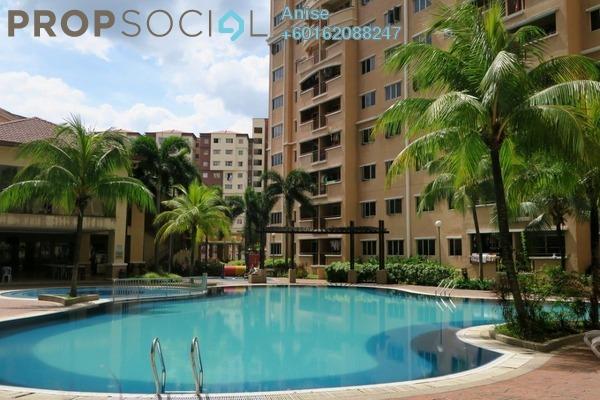 Condominium For Sale in Cengal Condominium, Bandar Sri Permaisuri Freehold Unfurnished 3R/2B 370k