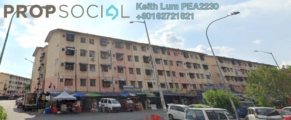 Apartment For Sale in Taman Puchong Prima, Puchong Leasehold Unfurnished 3R/2B 170k