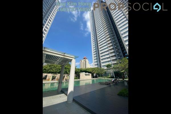 Condominium For Rent in Tiffani Kiara, Mont Kiara Freehold Fully Furnished 2R/2B 3.2k