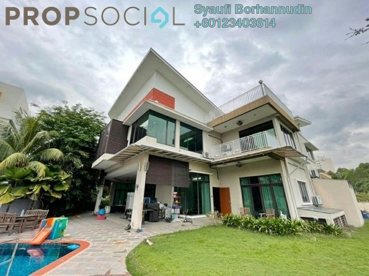 Bungalow For Sale in SS12, Subang Jaya Freehold Unfurnished 8R/8B 6m