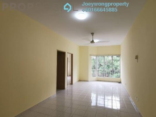 Apartment For Rent in Merak Apartment, Bandar Kinrara Freehold Semi Furnished 3R/2B 950translationmissing:en.pricing.unit