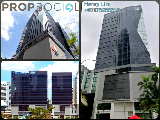 Office For Rent in Bangsar Trade Centre, Pantai Freehold Unfurnished 0R/0B 3.8k