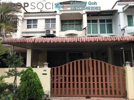 Terrace For Sale in Taman Perpaduan Koperasi, Tambun Leasehold Unfurnished 4R/3B 380k