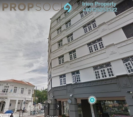 Shop For Sale in Lebuh Acheh, Georgetown Freehold Semi Furnished 0R/0B 4.5m