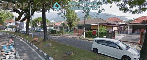 Bungalow For Sale in Jalan Air Itam, Air Itam Freehold Semi Furnished 6R/6B 3.7m