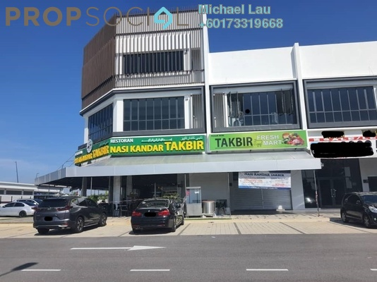 Shop For Rent in Ardence Crest, Shah Alam Freehold Unfurnished 0R/0B 5k