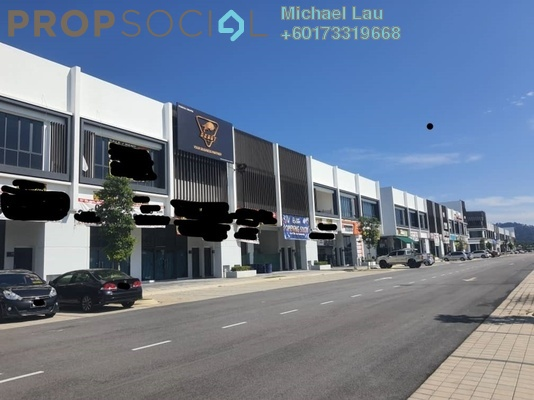 Shop For Rent in Ardence Crest, Shah Alam Freehold Unfurnished 0R/0B 4.5k