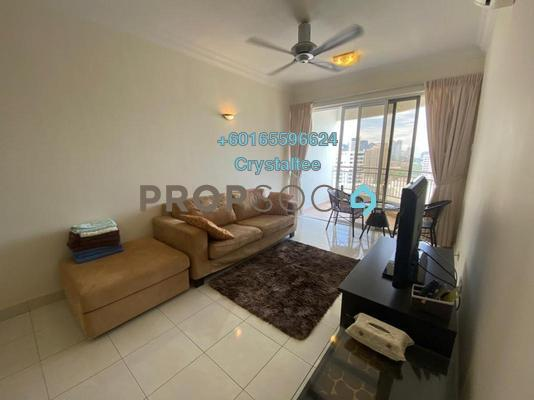 Condominium For Sale in Gurney Park, Gurney Drive Freehold Semi Furnished 3R/2B 799k