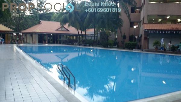 Condominium For Sale in Bayu Tasik 1, Bandar Sri Permaisuri Freehold Semi Furnished 3R/2B 365k