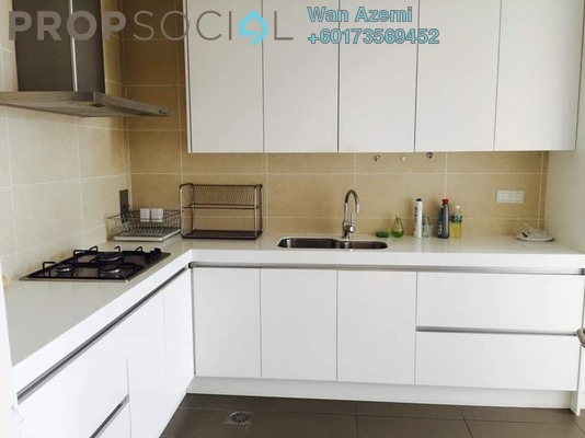 Condominium For Rent in K Residence, KLCC Freehold Fully Furnished 3R/2B 11k