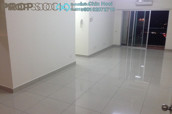 Condominium For Rent in Connaught Avenue, Cheras Freehold Semi Furnished 3R/2B 1.1k
