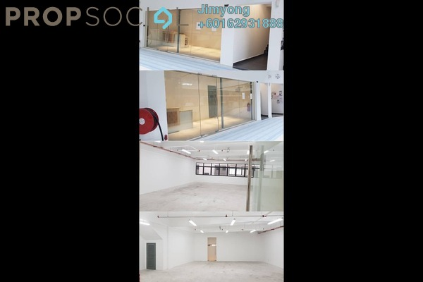 Shop For Rent in Aurora Place, Bukit Jalil Freehold Semi Furnished 0R/1B 5.25k