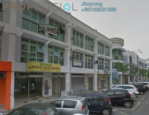 Shop For Sale in Puteri 1, Bandar Puteri Puchong Freehold Unfurnished 2R/3B 1.7m