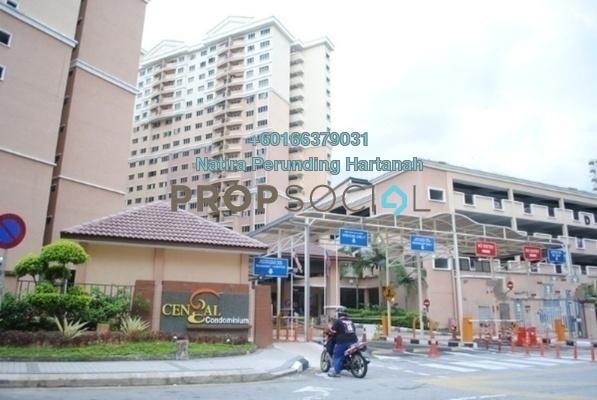 Condominium For Sale in Cengal Condominium, Bandar Sri Permaisuri Freehold Semi Furnished 3R/2B 390k