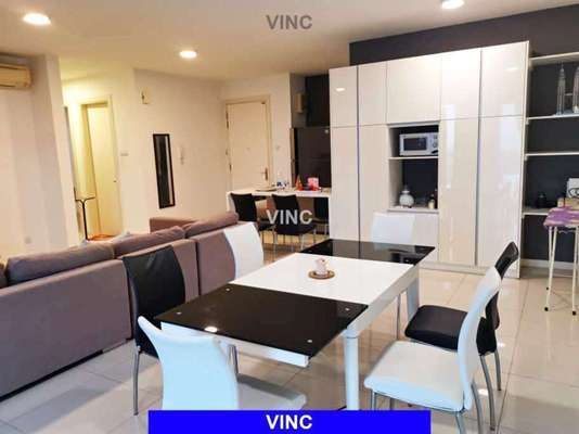 Condominium For Rent in Gembira Residen, Kuchai Lama Freehold Fully Furnished 3R/3B 2.9k