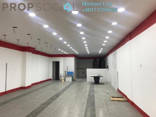 Shop For Rent in Viva Residency, Sentul Freehold Semi Furnished 0R/0B 3.5k