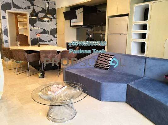 Condominium For Sale in VERVE Suites, Mont Kiara Freehold Fully Furnished 2R/1B 1.1m