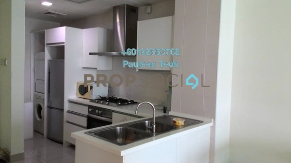Serviced Residence For Sale in Solaris Dutamas, Dutamas Freehold Fully Furnished 1R/1B 700k