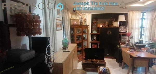 Terrace For Sale in Taman OUG, Old Klang Road Freehold Semi Furnished 5R/3B 1.68m