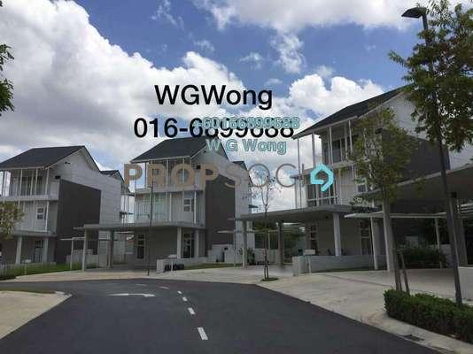 Villa For Rent in Senja, Seri Kembangan Freehold Semi Furnished 5R/7B 6.95k