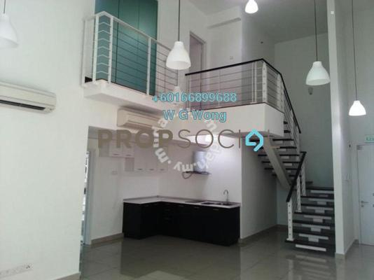 Duplex For Sale in The Scott Soho, Old Klang Road Freehold Semi Furnished 2R/2B 650k