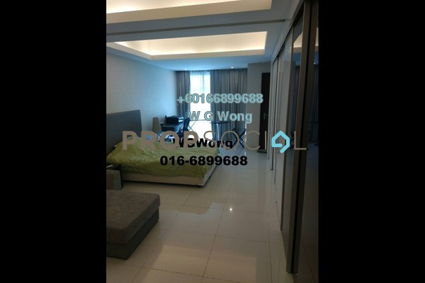 Serviced Residence For Sale in Cliveden, Sri Hartamas Freehold Fully Furnished 1R/1B 450k