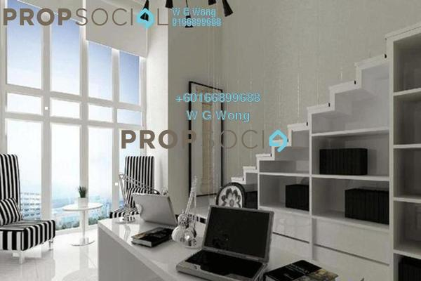Duplex For Sale in The Scott Soho, Old Klang Road Freehold Fully Furnished 1R/2B 450k