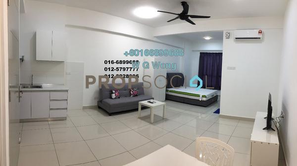 Condominium For Sale in Penang World City, Batu Uban Freehold Fully Furnished 1R/1B 385k