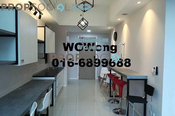 Duplex For Rent in Icon City, Petaling Jaya Freehold Fully Furnished 1R/2B 2.55k