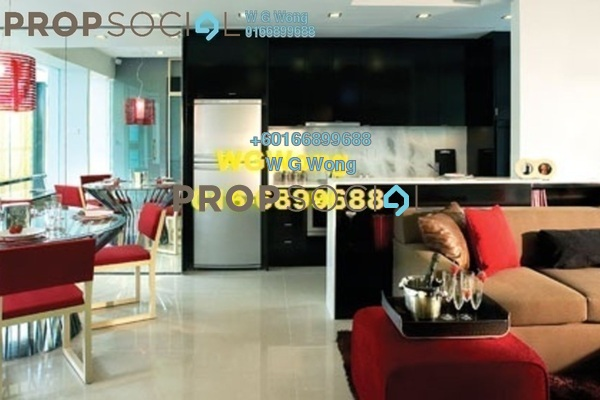 Serviced Residence For Rent in VERVE Suites, Mont Kiara Freehold Fully Furnished 2R/2B 3.6k