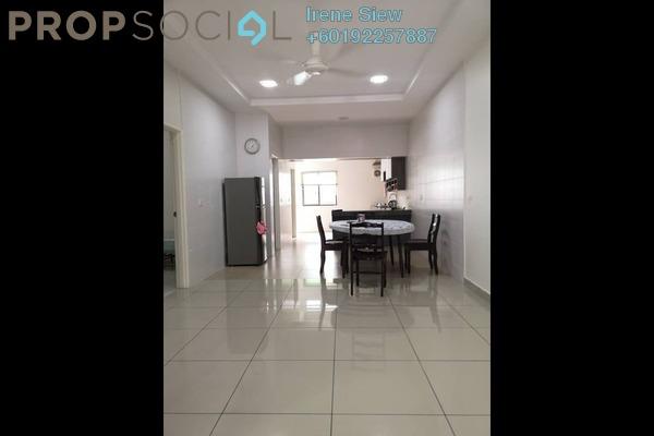Terrace For Sale in Seri Binjai, Seremban Freehold Semi Furnished 4R/4B 720k