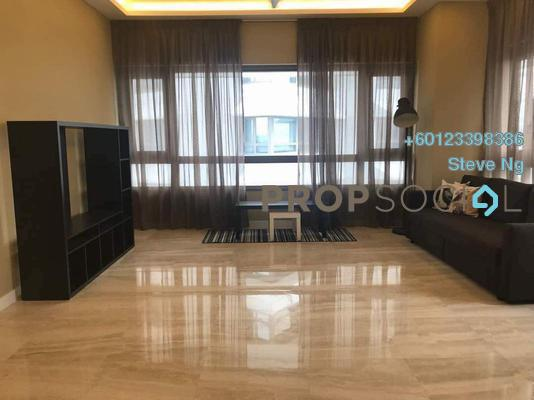 Condominium For Sale in The Sentral Residences, KL Sentral Freehold Fully Furnished 1R/2B 1.4m