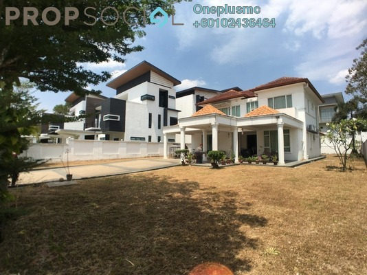 Bungalow For Sale in Section 5, Bandar Mahkota Cheras Freehold Fully Furnished 8R/6B 2.48m