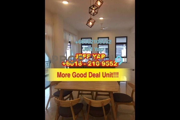 Semi-Detached For Sale in Eco Botanic, Skudai Freehold Fully Furnished 4R/5B 1.18m