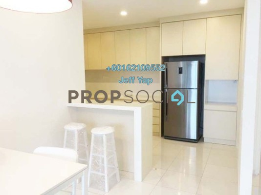 Apartment For Sale in Sky Loft, Bukit Indah Freehold Fully Furnished 2R/2B 560k