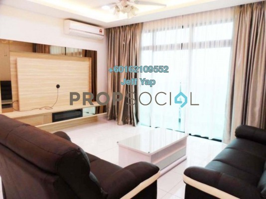 Apartment For Sale in Sky Loft, Bukit Indah Freehold Fully Furnished 3R/3B 880k
