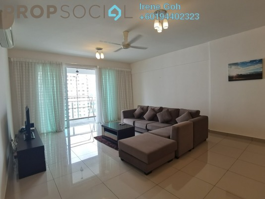 Condominium For Rent in Summerton Condominium, Bayan Indah Freehold Fully Furnished 3R/3B 2.5k