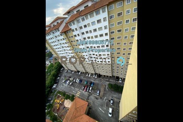 Apartment For Sale in Putra Suria Residence, Bandar Sri Permaisuri Freehold Semi Furnished 3R/2B 300k