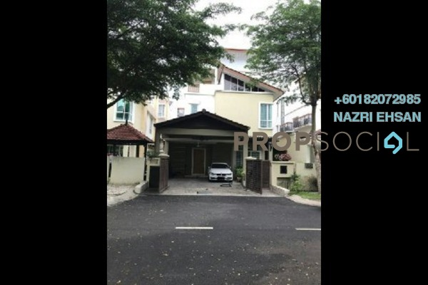 Bungalow For Sale in Section 4, Shah Alam Freehold Semi Furnished 7R/6B 1.8m