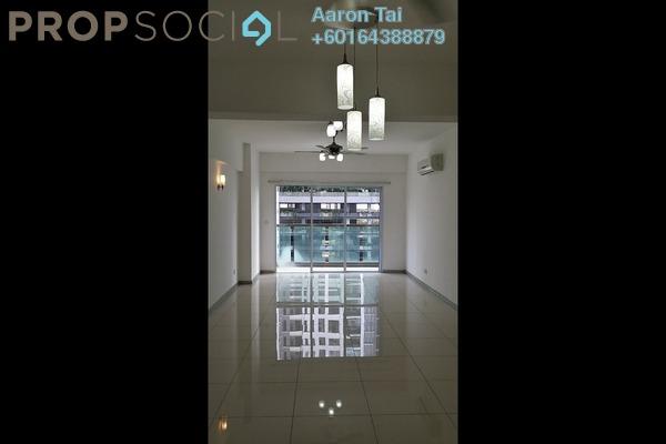 Condominium For Rent in Villa Orkid, Segambut Freehold Semi Furnished 3R/3B 1.8k