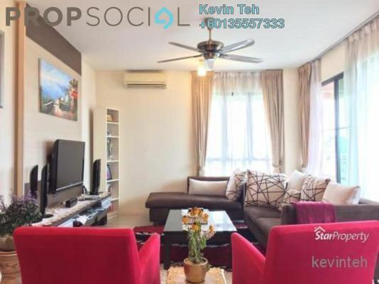 Condominium For Rent in Agile Mont Kiara, Dutamas Freehold Semi Furnished 3R/2B 3.3k
