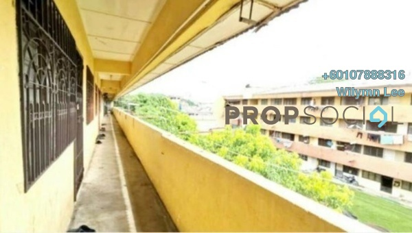 Apartment For Rent in SS13, Subang Jaya Freehold Unfurnished 2R/0B 750translationmissing:en.pricing.unit