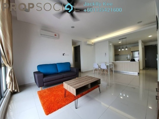 Condominium For Rent in Vivo Residential @ 9 Seputeh, Old Klang Road Freehold Fully Furnished 3R/2B 2.85k