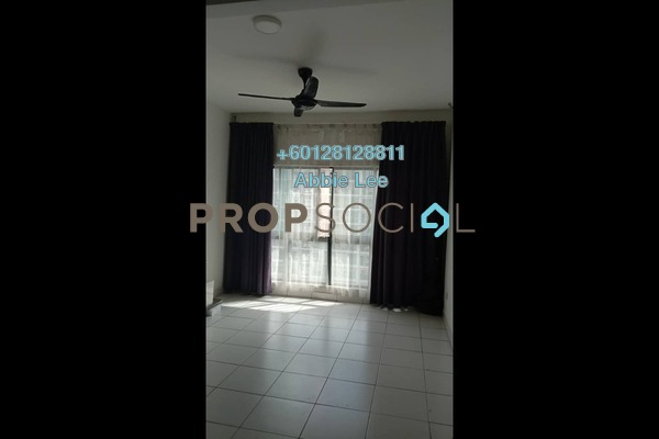 Condominium For Rent in Metia Residence, Shah Alam Freehold Unfurnished 2R/2B 1.1k