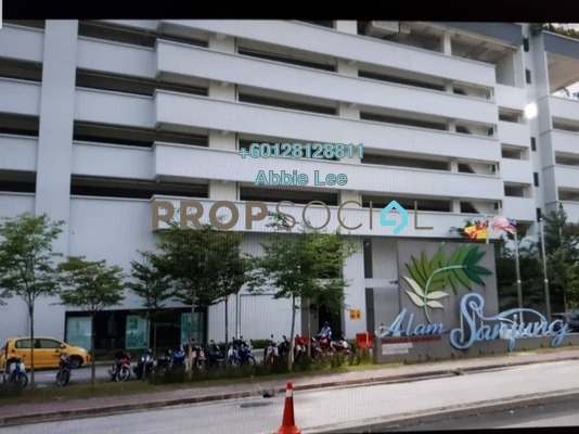 Condominium For Rent in Alam Sanjung, Shah Alam Freehold Fully Furnished 3R/2B 1.65k