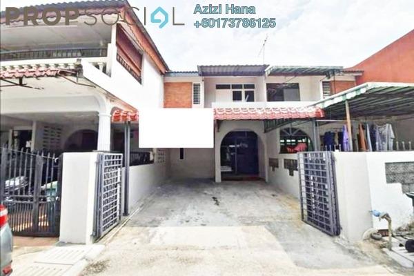 Terrace For Sale in Taman Koperasi Polis Fasa 2, Sentul Freehold Semi Furnished 3R/2B 460k