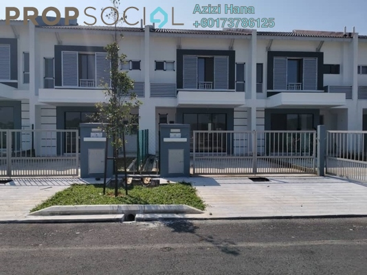 Terrace For Sale in Rafflesia @ Bernam Jaya, Kerling Freehold Unfurnished 4R/3B 344k