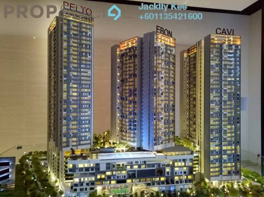 Condominium For Sale in Tria Residences @ 9 Seputeh, Old Klang Road Freehold Fully Furnished 2R/2B 625k